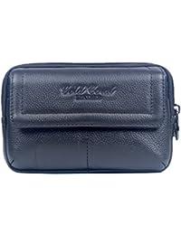 Genda 2Archer En cuir zippé porte-monnaie ceinture portable sac banane 6f98a293c1a
