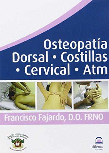 OSTEOPATIA, DORSAL, COSTILLAS, CERVICAL, ATM (DVD)
