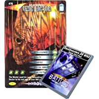 Doctor Who - Single Card : Invader 103 (478) Age-Accelerated Tenth Doctor Dr Who Battles in Time Super Rare Card