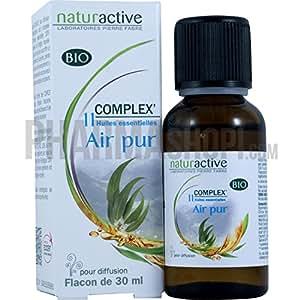 NATURACTIVE Complex' Air Pur aux 11 Huiles essentielles Bio - 30 ml