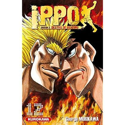 Ippo - saison 2, Destins de boxeurs - tome 12 (12)
