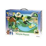 Rocco Jouets 83155Robocar Poli–Recycle Playset