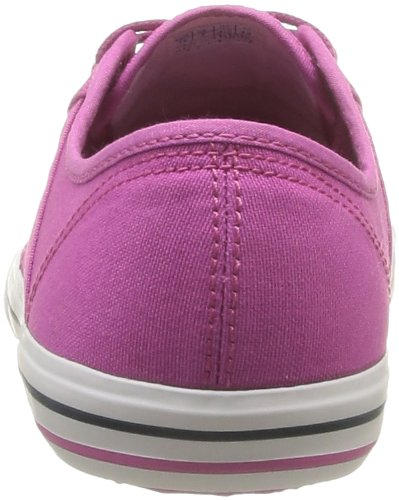 Le Coq Sportif Saint Malo Jr, Sneaker Unisex – Bambini rosa (Rose (Rose Violet))
