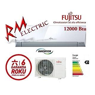 Klimagerät Atlantic Fujitsu ASYG 12llcc + Kit Pret A Stellen 6Meter