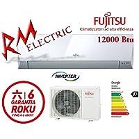 Climatiseur Atlantic Fujitsu ASYG 12 LLCC + KIT PRET A POSER 6 MÈTRES