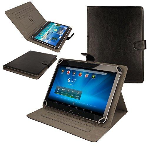 TECHGEAR CASE-UNI.10 Blaupunkt Tablet-Schutzhülle, Blaupunkt 1000, schwarz - schwarz