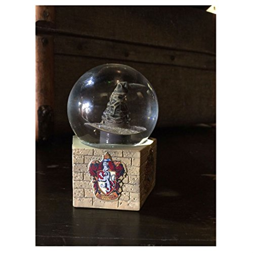 universal-studios-de-lotmusic-wizarding-world-harry-potter-tri-bonnet-snow-globe-new