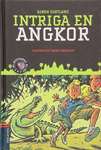 Intriga en Angkor/ Mystery in Angkor