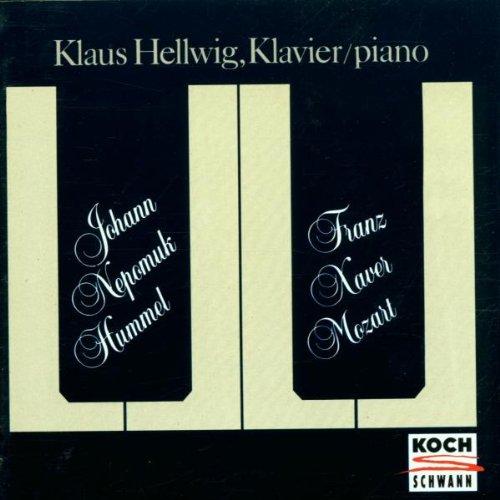 F.X. Mozart: Variations op. 23 + Six Polonaises op. 17 / Hummel: Rondo ongarese op. 107/6, Fantaisie op. 107/3, Rondeau op. 11, Polonaise op. 55