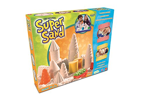 Goliath - Super Sand Giant Set - Loisir créatif - Sable à modeler - 83221.004