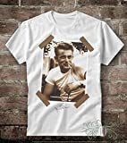T-shirt uomo-donna James Dean