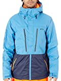 Oakley Herren TRAPLINE 10K BZI Jacket Tech, California Blue, L