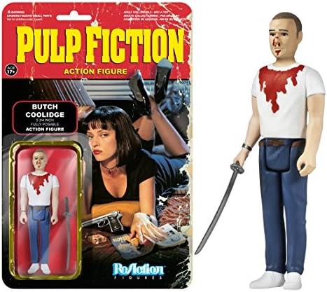 FunKo Pulp Fiction Butch Figurine, 849803041526, Multicolore, 10 cm | Exceptionnelle