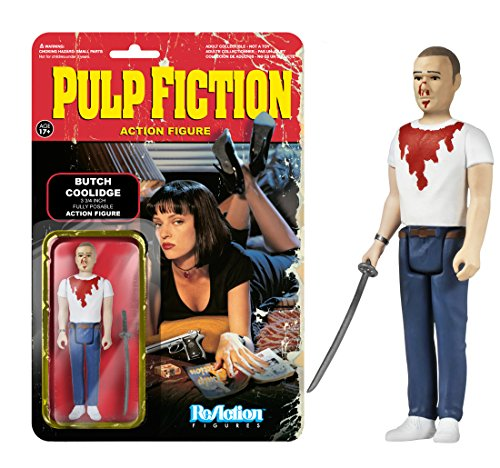 Funko- Pulp Fiction Butch Figurine, 849803041526, Multicolore, 10 cm