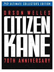 Citizen Kane [Blu-ray] [Import USA Zone 1]