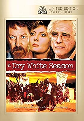 Dry White Season, A by Donald Sutherland