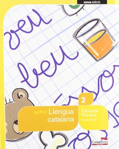 Nou Llengua catalana 2n (Projecte Salvem la Balena Blanca) (Libros de texto) - 9788498047653
