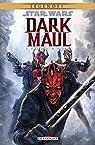 Star Wars Dark Maul par Marz