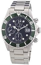 Revue Thommen Herren-Armbanduhr XL Diver Chronograph Automatik Edelstahl 17571.6134