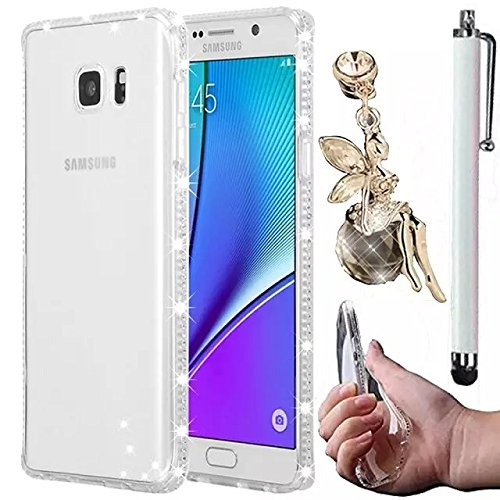 fur-samsung-galaxy-s7-transparent-hulle-vandot-3-in1-set-07mm-soft-silikon-tpu-ruckseite-cover-bling