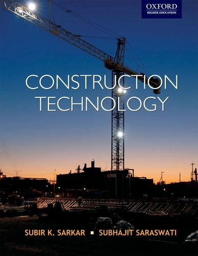 Construction Technology (Oxford Higher Education)