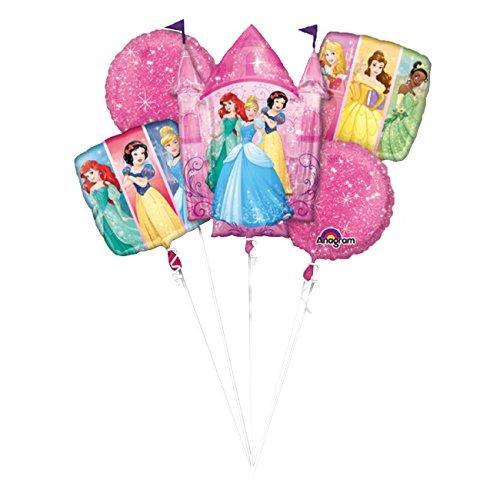 Amscan Folienballonset Disney Prinzessinnen