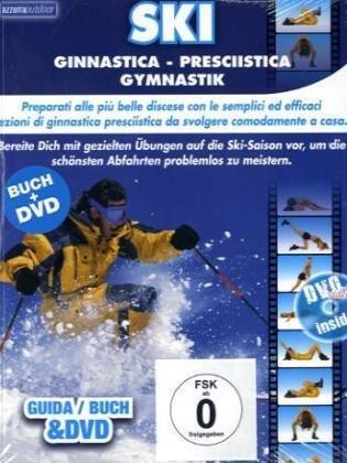 Ski Gymnastik, 1 DVD m. Buch