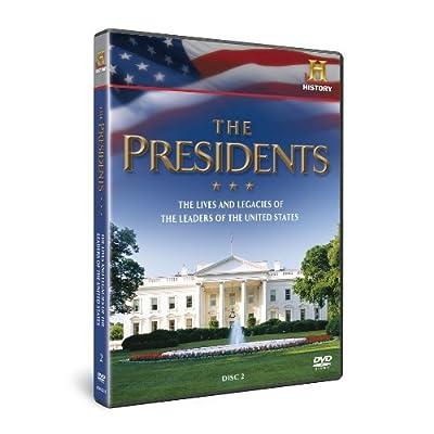 Presidents - Part 4: 185-188/ Part 5: 1885-1913 / Part : 1913-1945