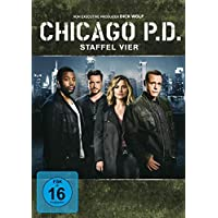 Chicago P.D. - Staffel vier