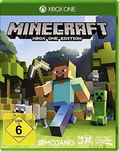 Xbox One Minecraft - 1 Xbox Minecraft