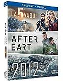 La 5e vague + After Earth + 2012 [Blu-ray + Copie digitale]