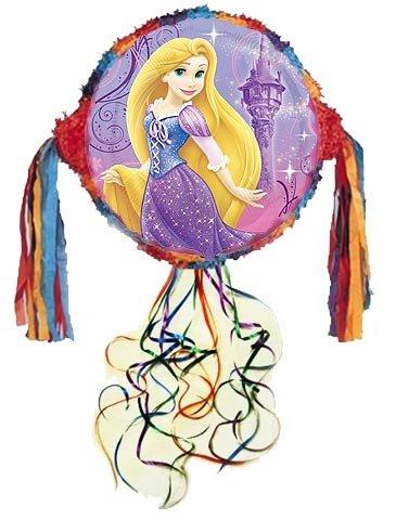 Rapunzel Princess Pull String Pinata