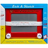 Ohio Art Etch A Sketch 5350589 Classic - Pizarra magnética con mandos