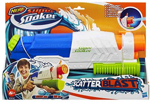 Nerf - Pistolet A Eau Nerf Super Soaker Scatter