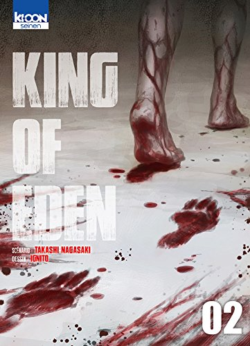 King of Eden Edition simple Tome 2