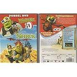 Dreamworks Presents - Shrek + Shrek 3D - Nordic Import - As Per Image