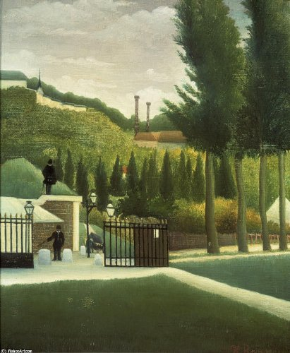 pittura-a-olio-dipinta-a-mano-39-x-48-inches-99-x-122-cm-henri-rousseau-the-toll-house