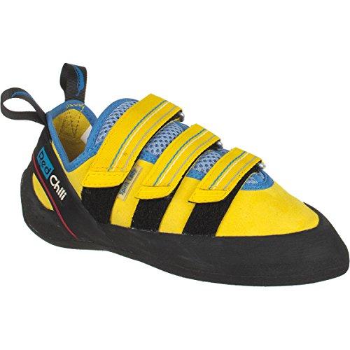 Red Chili , Chaussures d'escalade pour homme jaune noir