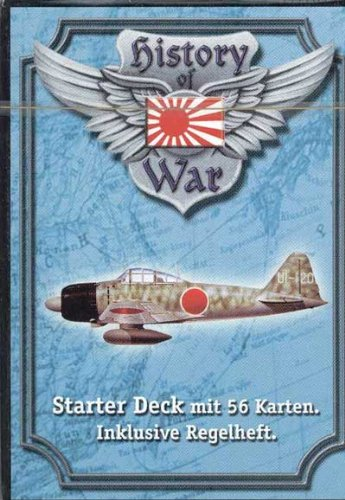 alphaBIT 72020 - History of War - Starter Japan (History Of War Kartenspiel)