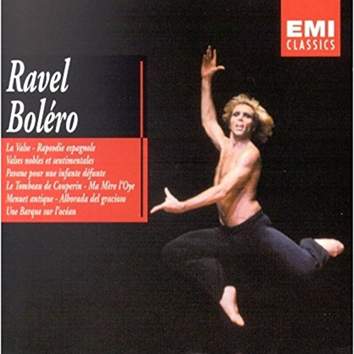 RAVEL - Boléro - Cluytens