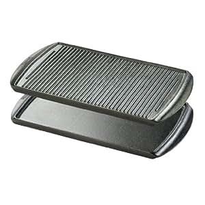48cm x 27cm Reversible Grill Plate