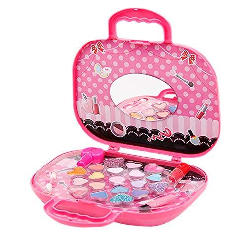 Gaeruite Caja Maquillaje niños cosméticos niña