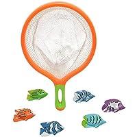 Toyland® M.Y Splash Atrapa el Pez Juego de Buceo con 6 Peces y Red