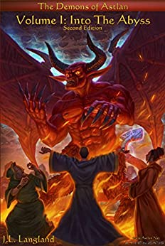 Into The Abyss (Demons of Astlan Book 1) (English Edition) par [Langland, J.]