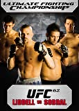 Ufc 62: Liddell Vs. Sobral [Import USA Zone 1]