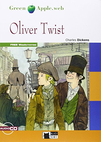 Oliver Twist+cd (fw) N/e (Black Cat. Green Apple)