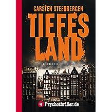 Tiefes Land: Amsterdam-Krimi