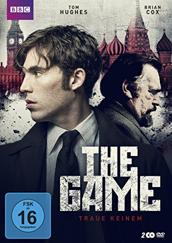 The Game [2 DVDs] - Geheimdienst Kostüm