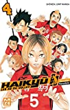 Haikyu !! - Les As du volley T04