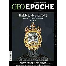 GEO Epoche (mit DVD) / GEO Epoche mit DVD 70/2014 - Karl der Große: DVD: Karl der Große